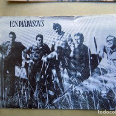 Fotos de Cantantes: TARJETA PROMOCIONAL. LOS DIAPASONS. CON AUTOGRAFO. . Lote 106705767