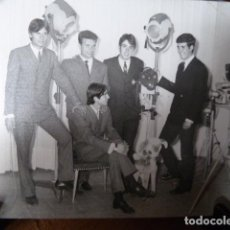 Fotos de Cantantes: POSTAL DEL GRUPO -BLUE SREAK -. Lote 106767979