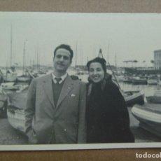 Fotos de Cantantes: FOTO DE CANTANTE ESPAÑOL DE OPERA . DETRAS DEDICADA. 1956. Lote 107549027