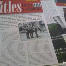 Fotos de Cantantes: THE BEATLES 6 HOJAS REVISTA EFEEME. Lote 107577339