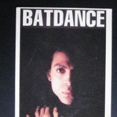 Fotos de Cantantes: POSTAL PRINCE BATDANCE AÑO 1989. Lote 109083523