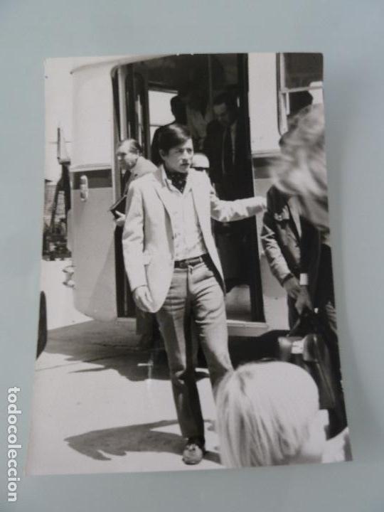 PALITO ORTEGA INTERESANTE FOTO ORIGINAL ANTIGUA DEL CANTANTE AÑOS 70 (Música - Fotos y Postales de Cantantes)