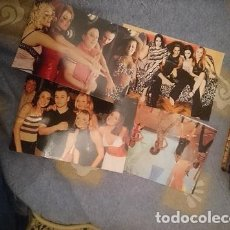 Fotos de Cantantes: LOTE N 4- FOTOS BUENA CALIDAD - SPICE GIRLS --REFM3E1. Lote 110813155