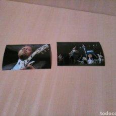 Fotos de Cantantes: FOTOGRAFIAS ORIGINALES B.B. KING, EN 3 °FESTIVAL JAZZ OVIEDO. Lote 111433547