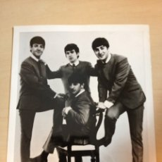 Fotos de Cantantes: THE BEATLES - FOTO ORIGINAL PROMOCIÓN. Lote 111535022