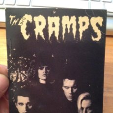 Fotos de Cantantes: THE CRAMPS. POSTAL.. Lote 111715023