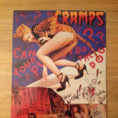 Fotos de Cantantes: THE CRAMPS. POSTAL.. Lote 111715087