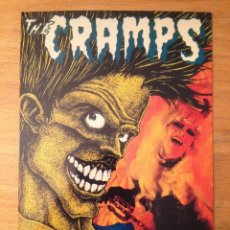 Fotos de Cantantes: THE CRAMPS. POSTAL.. Lote 111715151