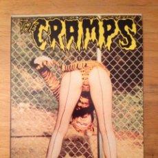 Fotos de Cantantes: THE CRAMPS. POSTAL.. Lote 111715211