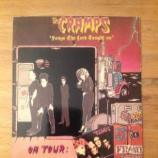 Fotos de Cantantes: THE CRAMPS. POSTAL.. Lote 111715759