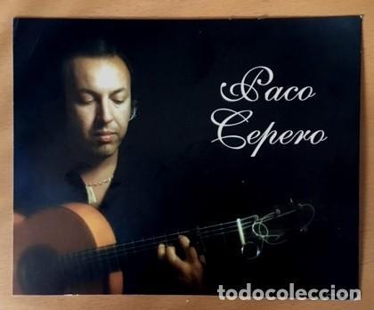 PACO CEPERO (Música - Fotos y Postales de Cantantes)