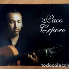 Fotos de Cantantes: PACO CEPERO. Lote 112073123