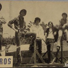 Fotos de Cantantes: ANTIGUA POSTAL.GRUPO MUSICAL NOSOTROS.AÑOS 60.70. Lote 117469231