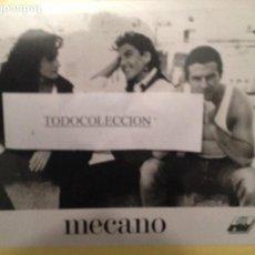 Fotos de Cantantes: FOTO PROMOCIONAL MECANO ARIOLA 18 X 24 CM, NUEVA. Lote 165974766