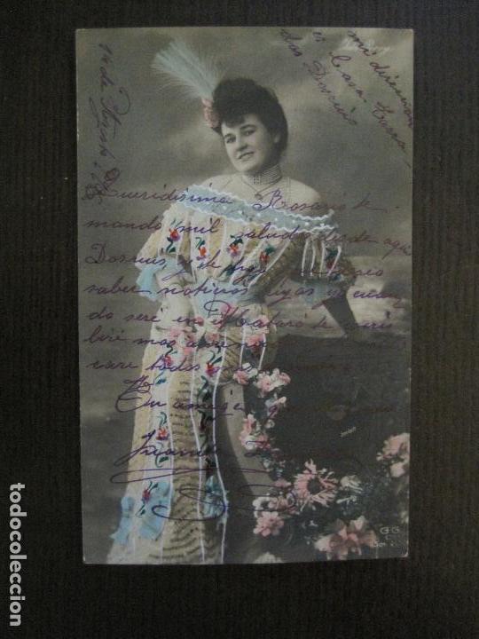 PERRY -POSTAL ANTIGUA CUPLETISTAS FOTOGRAFICA-VER FOTOS-(52.863) (Música - Fotos y Postales de Cantantes)