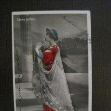 Fotos de Cantantes: LIANE DE POUGY -POSTAL ANTIGUA CUPLETISTAS FOTOGRAFICA-VER FOTOS-(52.873). Lote 120351463