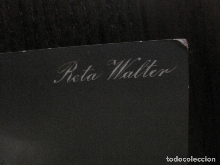 Fotos de Cantantes: RETA WALTER -POSTAL ANTIGUA CUPLETISTAS FOTOGRAFICA-VER FOTOS-(52.874) - Foto 2 - 120351523