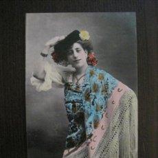 Fotos de Cantantes: MARIANELA -POSTAL ANTIGUA CUPLETISTAS FOTOGRAFICA-VER FOTOS-(52.875). Lote 120351611