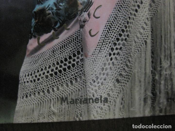 Fotos de Cantantes: MARIANELA -POSTAL ANTIGUA CUPLETISTAS FOTOGRAFICA-VER FOTOS-(52.875) - Foto 2 - 120351611