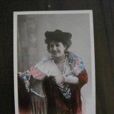 Fotos de Cantantes: CONCHITA LEDESMA -POSTAL ANTIGUA CUPLETISTAS FOTOGRAFICA-VER FOTOS-(52.879). Lote 120351895