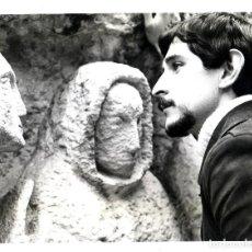 Fotos de Cantantes: LOS BRINCOS: POP ESPAÑOL- JUAN PARDO FOTO ORIGINAL CON SELLO ATRAS-COLECCIONISTAS. Lote 120453271