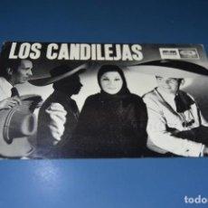 Fotos de Cantantes: TARJETA POSTAL SIN CIRCULAR - GRUPO MUSICA LOS CANDILEJAS - DISCOS ODEON Y EMI. Lote 127779951