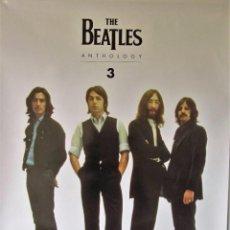 Fotos de Cantantes: THE BEATLES. ANTHOLOGY 3 ORIGINAL POSTER 60 X 80.. Lote 127884939