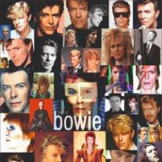 Fotos de Cantantes: DAVID BOWIE - POSTER 50X70 CM EN VINILO. Lote 130357171