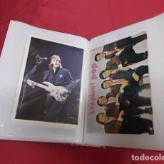 Fotos de Cantantes: ALBUM CON 100 POSTALES DE CANTANTES Y CONJUNTOS. RAFAEL. ELVIS PRESLEY. CHERRY WAINER. PRINCE....... Lote 132498426