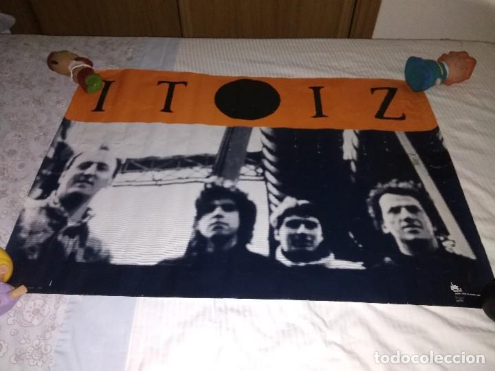 ITOIZ / ORIGINAL CARTEL DE EPOCA AÑOS 80 (Música - Fotos y Postales de Cantantes)
