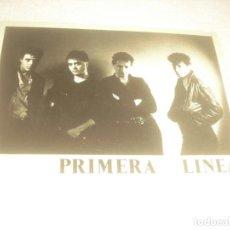 Fotos de Cantantes: PRIMERA LINEA, GRUPO MUSICAL.. Lote 134213102