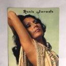 Fotos de Cantantes: ROCIÓ JURADO. POSTAL DISCOGRÁFICA COLUMBIA (H.1980?). Lote 134453901