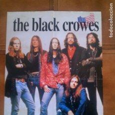Fotos de Cantantes: POSTER DEL GRUPO THE BLACK CROWES MIDE 57 X 41. Lote 134862238