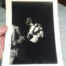 Fotos de Cantantes: MICK TAYLOR ROLLING STONES FOTOGRAFIA. Lote 135639887