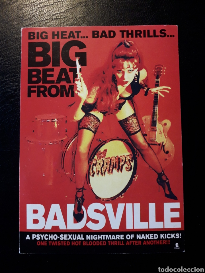 the cramps big beat from badsville