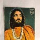 Fotos de Cantantes: DEMIS ROUSSOS. POSTAL PUBLICITARIA PHILIPS (A.1972). Lote 139383170