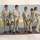 Fotos de Cantantes: LOS BRAVOS. GRUPOS MUSICALES. POSTAL NO.25 C. EDITA: EDICIONES ESTE (A.1967). Lote 139485454