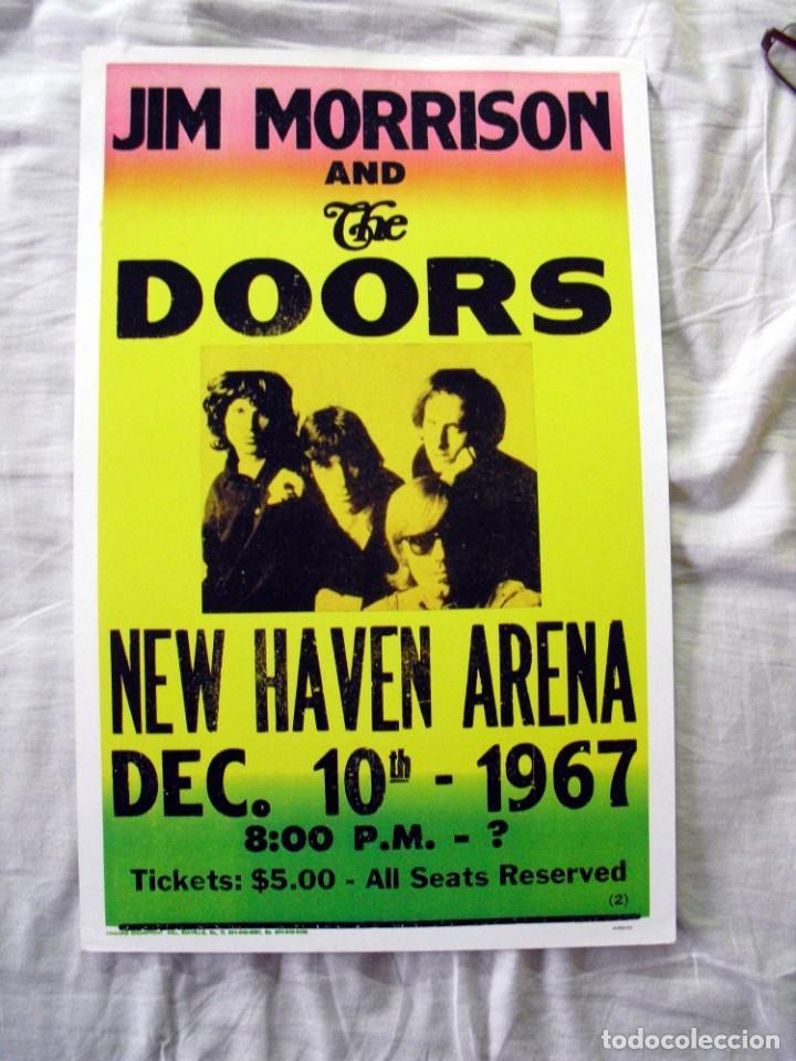 the doors poster de cartulina original u s a tamano din a 3 coleccionistas