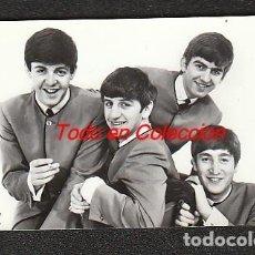 Fotos de Cantantes: THE BEATLES: FOTO ORIGINAL DEZO HOFFMANN-PROMOCIONAL U.K 1963-INCREIBLE FIDELIDAD!. Lote 139580606