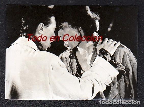 THE ROLLING STONES -DAVID BOWIE: MICK JAGGER Y DAVID BOWIE-FOTO ORIGINAL ESPAÑA USADA REVISTA (Música - Fotos y Postales de Cantantes)