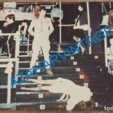 Fotos de Cantantes: 1982, FOTOGRAFIA PUBLICITARIA DEL GRUPO DE ROCK DULCE VENGANZA, QUIERO MATAR A UNA CHICA. Lote 141708442