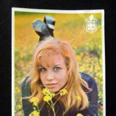 Fotos de Cantantes: KARINA, POSTAL ORIGINAL HISPAVOX 1970. Lote 142025662