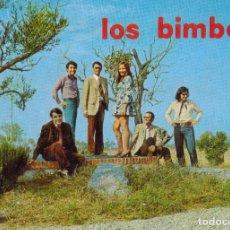 Fotos de Cantantes: FOTO GRUPO MUSICAL AÑOS 60 LOS BIMBOS. Lote 142724722