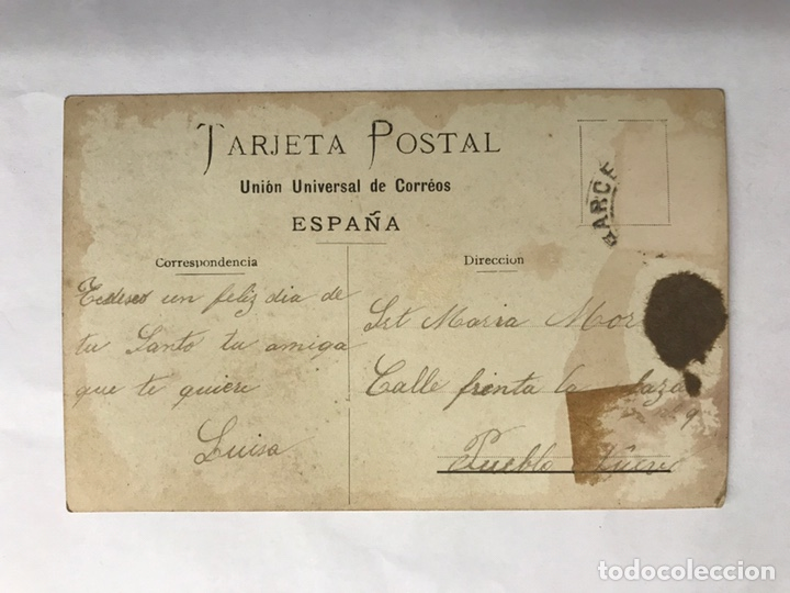 Fotos de Cantantes: CARMEN TABERNER. Actriz, Cantante, Cupletista.. Foto: Mateos . Edita: Tarjeta Postal (h.1940?) - Foto 2 - 150483610