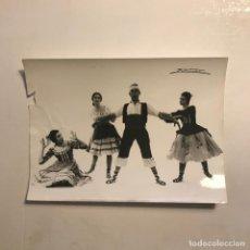 Fotos de Cantantes: BALLET ESPAÑOL DE RAQUEL RIVERA. OFICINA INTERNACIONAL DEL ESPECTÁCULO D. CANALS. Lote 146729722