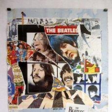 Fotos de Cantantes: THE BEATLES ANTOLOGY 3 POSTER ORIGINAL 60 X 80 CMS.. Lote 146910822