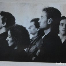 Fotos de Cantantes: JOHN LANDI´S FAN - POSTAL PROMOCIONAL GRABACIONES INTERFERENCIAS. Lote 146980122