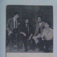 Fotos de Cantantes: POSTAL DEL GRUPO KETAMA : ... Y ES KE ME HAN KAMBIOA LOS TIEMPOS . DE PHILIPS, POLYGRAM. Lote 147096926