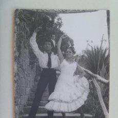 Fotos de Cantantes: FOTO ORIGINAL DEL BAILAO FLAMENCO PEPE MARCHENA. 12 X 18 CM. Lote 147681898