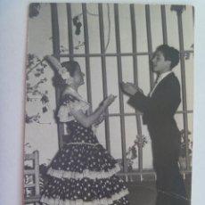 Fotos de Cantantes: FOTO DE LOS NIÑOS FLAMENCOS PEPITA NARANJO Y PEPITO MARCHENA, AÑOS 50. DE CUBILES, SEVILLA. Lote 147737854